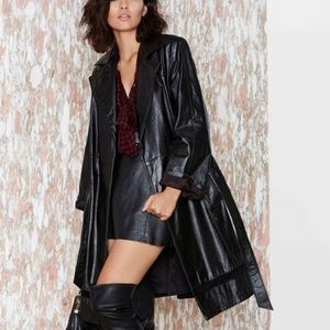 Wilsons Leather trench cost